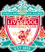 STAY RED NEVER  WALK ALONE - Personalised Poster A1 size
