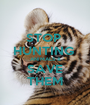 STOP  HUNTING  ANIMALS & SAVE THEM - Personalised Poster A1 size