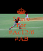 Strive For Greatness  #Ac12/6 #AB - Personalised Poster A1 size