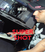 SUPER SHOT - Personalised Poster A1 size
