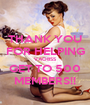 THANK YOU FOR HELPING VAOBSS GET TO 500 MEMBERS!! - Personalised Poster A1 size