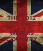THE 2012 OLYMPIC METAL WINERS COUNTRY - Personalised Poster A1 size