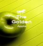 The Golden Apple   - Personalised Poster A1 size