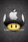 THINK DIFFERENT - Personalised Poster A1 size