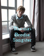 Thomas  Brodie Sangster - Personalised Poster A1 size