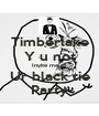 Timberlake Y u not Invite me to Ur black tie Party - Personalised Poster A1 size