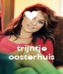 trijntje oosterhuis - Personalised Poster A1 size