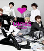 UKISS KISSME   - Personalised Poster A1 size