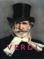 V E R D I - Personalised Poster A1 size