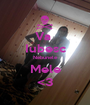 Va  Iubesc Nebunele Mele <3 - Personalised Poster A1 size