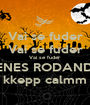 Vai se fuder Vai se fuder Vai se fuder PENES RODANDO kkepp calmm - Personalised Poster A1 size