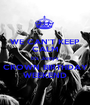 WE CAN'T KEEP CALM It's Jonty's CROWN BIRTHDAY WEEKEND - Personalised Poster A1 size