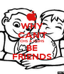 WHY CAN'T CHS & KGHS BE FRIENDS - Personalised Poster A1 size