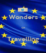 Wonders  Of  Travelling - Personalised Poster A1 size