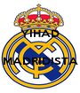 YIHAD   MADRIDISTA  - Personalised Poster A1 size