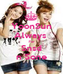 YoonSun Always  For Snsd n Sone - Personalised Poster A1 size