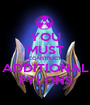 YOU MUST CONSTRUCT ADDITIONAL PYLONS - Personalised Poster A1 size