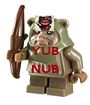YUB  NUB  - Personalised Poster A1 size