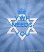 YWH NEEDS  YOU  - Personalised Poster A1 size