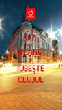 ŞEZI BLÂND ŞI IUBEŞTE CLUJUL - Personalised Poster A4 size