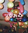 J U N O    - Personalised Poster A4 size