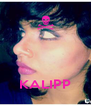KALIPP - Personalised Poster A4 size
