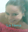 La Nena - Personalised Poster A4 size