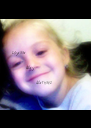 Lilyanna                       - Personalised Poster A4 size