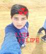 LUIS          FELIPE - Personalised Poster A4 size