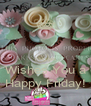 Maggies Wishes You a Happy Friday! - Personalised Poster A4 size