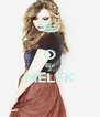 O Bir MELEK  - Personalised Poster A4 size