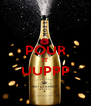 . POUR IT UUPPP  - Personalised Poster A4 size
