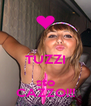 TUZZI sto CAZZO!!! - Personalised Poster A4 size