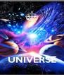 UNIVERSE - Personalised Poster A4 size