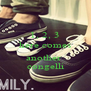 1, 2, 3 here comes  another  congelli - Personalised Poster A4 size