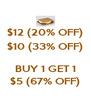 $12 (20% OFF) $10 (33% OFF)  BUY 1 GET 1 $5 (67% OFF) - Personalised Poster A4 size
