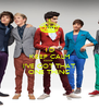 1D KEEP CALM CAUSE  I'VE GOT THAT ONE THING - Personalised Poster A4 size