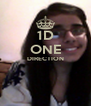 1D  ONE  DIRECTION   - Personalised Poster A4 size