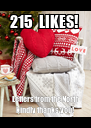 215  LIKES!  Letters from the North kindly thanks you! - Personalised Poster A4 size