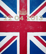 22 04 2013     - Personalised Poster A4 size