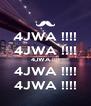 4JWA !!!! 4JWA !!!! 4JWA !!!! 4JWA !!!! 4JWA !!!! - Personalised Poster A4 size