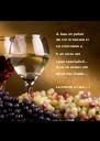 A bea un pahar  de vin in fiecare zi  se considera a  fi un lucru util  spun specialisti...  Asa ca astazi am  facut mai multe....   LUCRURI UTILE....! - Personalised Poster A4 size