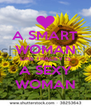 A SMART WOMAN LIKE TRACEY IS A SEXY WOMAN - Personalised Poster A4 size