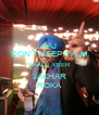 AAJ DON'T KEEP CALM SAADE VEER JAKHAR ROKA - Personalised Poster A4 size