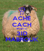 ACHE CACH WISH U  3ID MABROUK - Personalised Poster A4 size