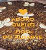 ADORO QUEIJO DE FIGO DO ALGARVE - Personalised Poster A4 size