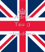 Adrija Tau ;)  ~london~  - Personalised Poster A4 size