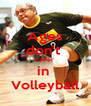 Ages don't  matter  in  Volleyball - Personalised Poster A4 size
