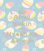 Ainul Yakin kian Nyaah Ka Anjeun - Personalised Poster A4 size