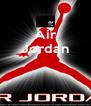Air Jordan    - Personalised Poster A4 size